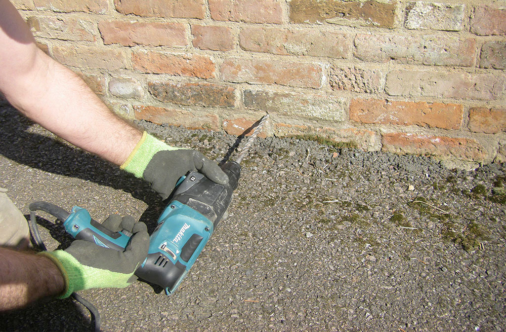 nottingham damp and moisture control surveys and reports.